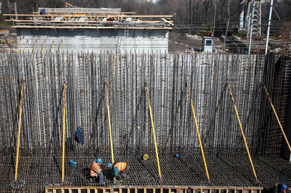 We Wrocławiu powstaje nowy wiadukt