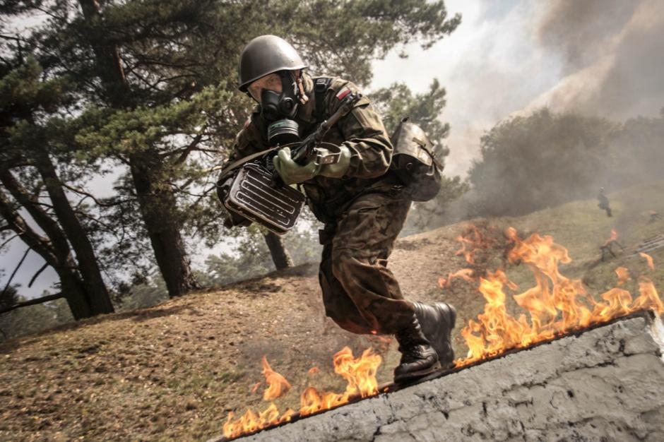 Dwa dowództwa obrony terytorialnej na Mazowszu