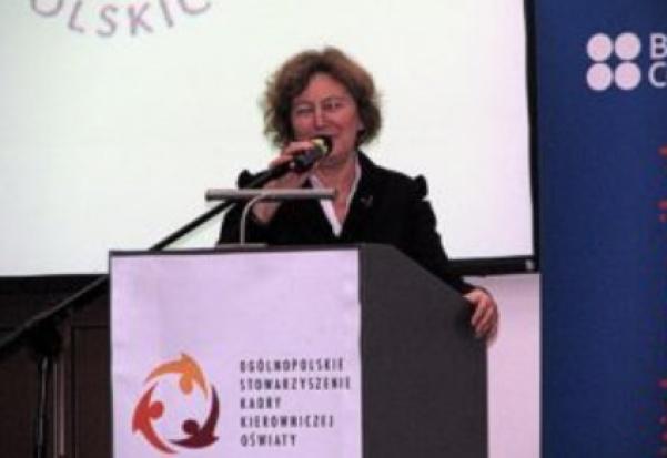 Wielkopolskie: Elżbieta Leszczyńska kuratorem oświaty