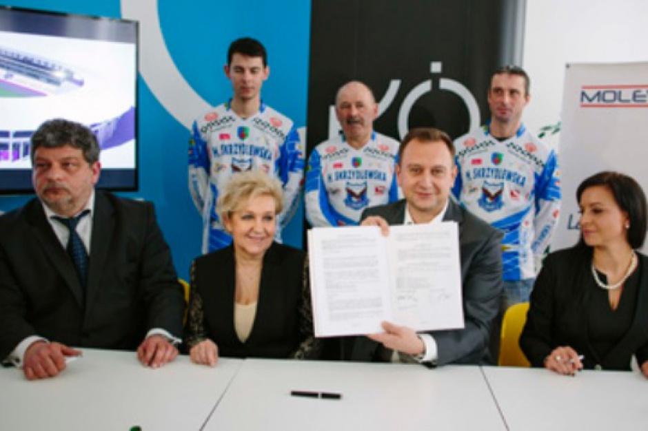 Łódź, motoarena: Stadion dla sportów motorowych powstanie w 2017 r. Umowa podpisana
