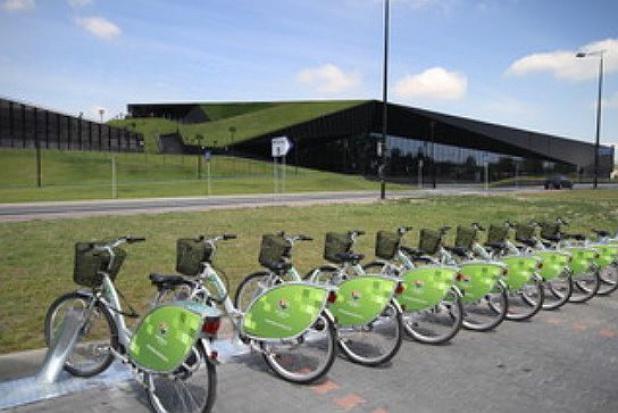 Katowice, rowery miejskie: Będzie 10 wypożyczalni. Gdzie?