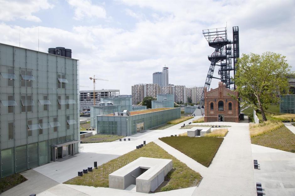 Katowice: Wieżowce przy strefie kultury? Miasto za, muzeum protestuje