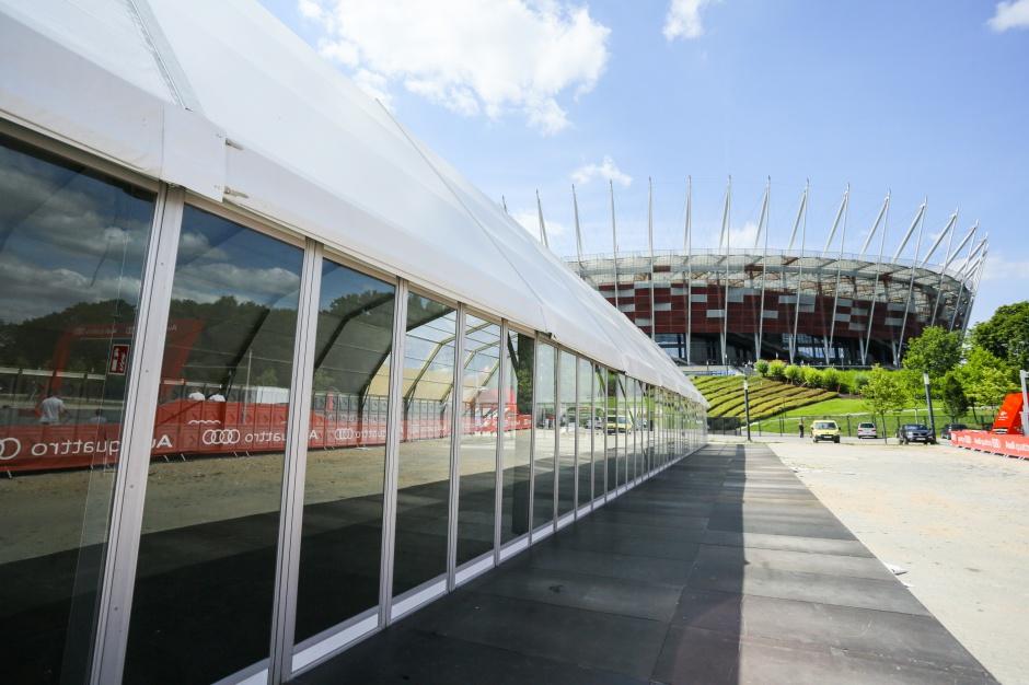 PGE Narodowy zostanie zdetronizowany. W Polsce będzie większy stadion