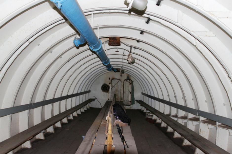 Kadłub U-Boota trafi doTwierdzy Wisłoujście wGdańsku