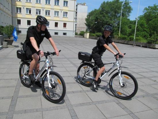 Marszałek kupuje urzędnikom służbowe rowery