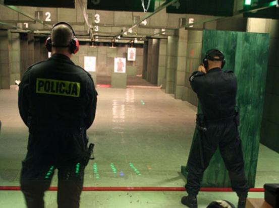NIK, policja: Stan techniczny strzelnic pozostawia wiele do życzenia