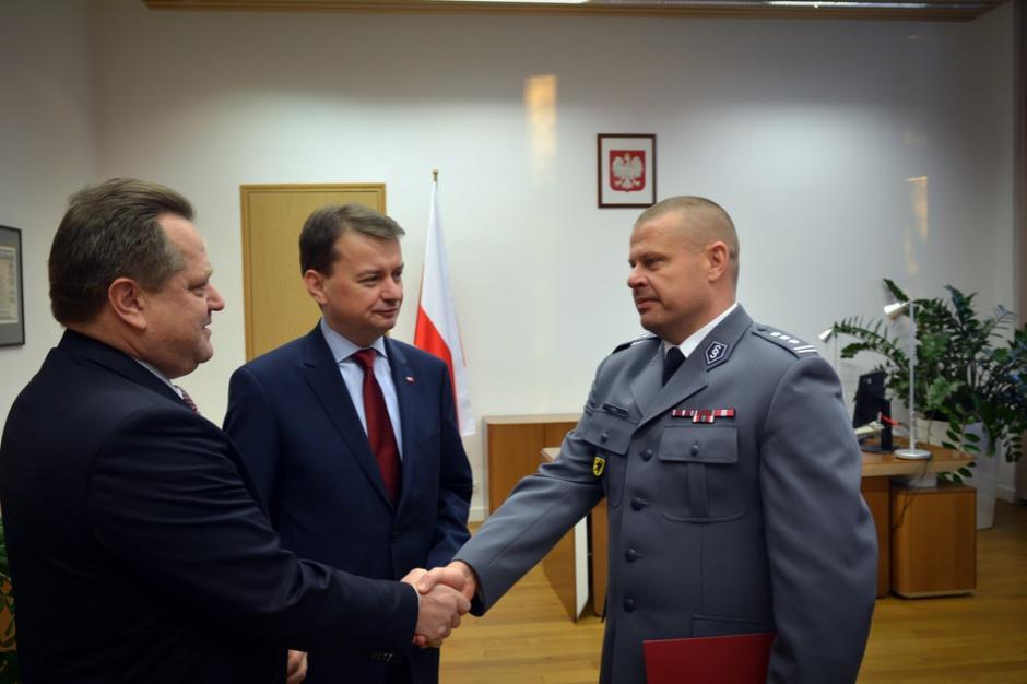 Zieliński, policja: Nowym komendantem głównym zostanie oficer, nie cywil