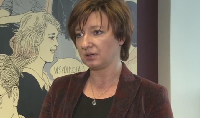 Katarzyna Dmowska (fot.newseria.pl)