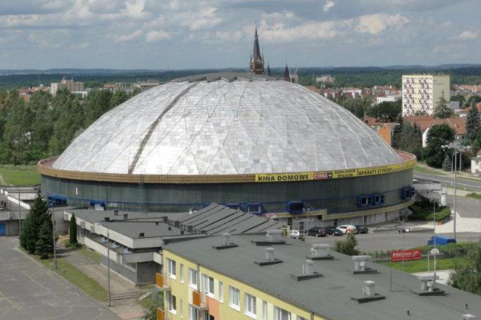 Olsztyńska hala Urania będzie jak nowa