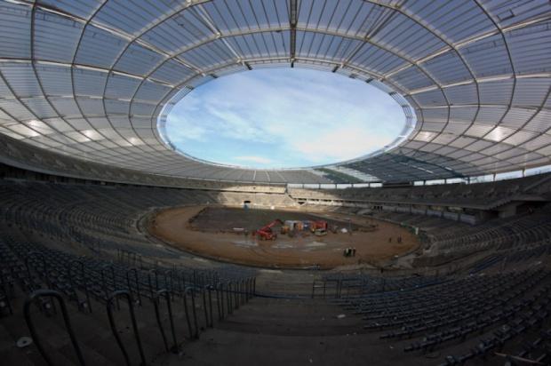 Stadion Śląski: Rozstrzygnięto kluczowy przetarg na roboty kubaturowe pozwalający dokończyć stadion