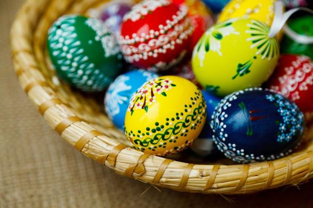 Białystok, Wielkanoc: Miejskie święcenie pokarmów na rynku