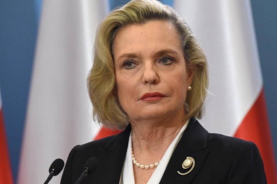 Rada Ochrony Pamięci Walk i Męczeństwa: Anna Maria Anders nie jest już przewodniczącą