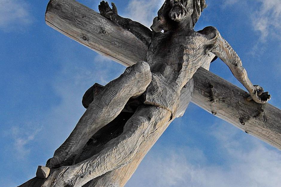Gdańsk, Misterium Męki Pańskiej: Aktorzy odtworzyli Drogę krzyżową na ulicach miasta