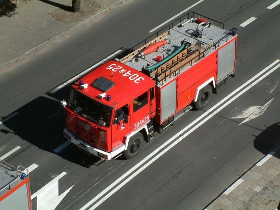 Tychy: Po pożarze zniszczone 1,2 km linii wysokiego napięcia