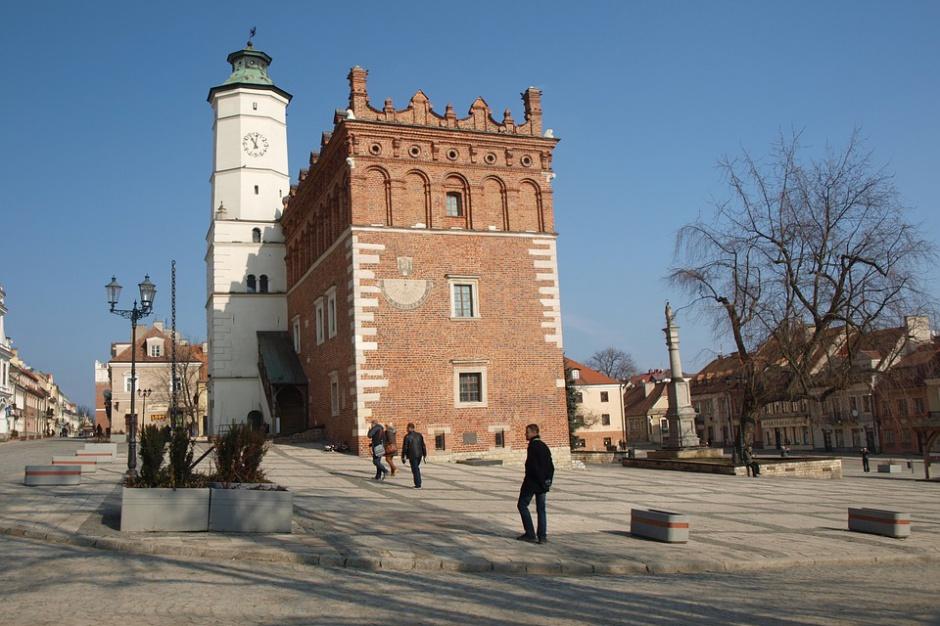 Sandomierz chce powiększyć teren rekreacyjny nad Wisłą