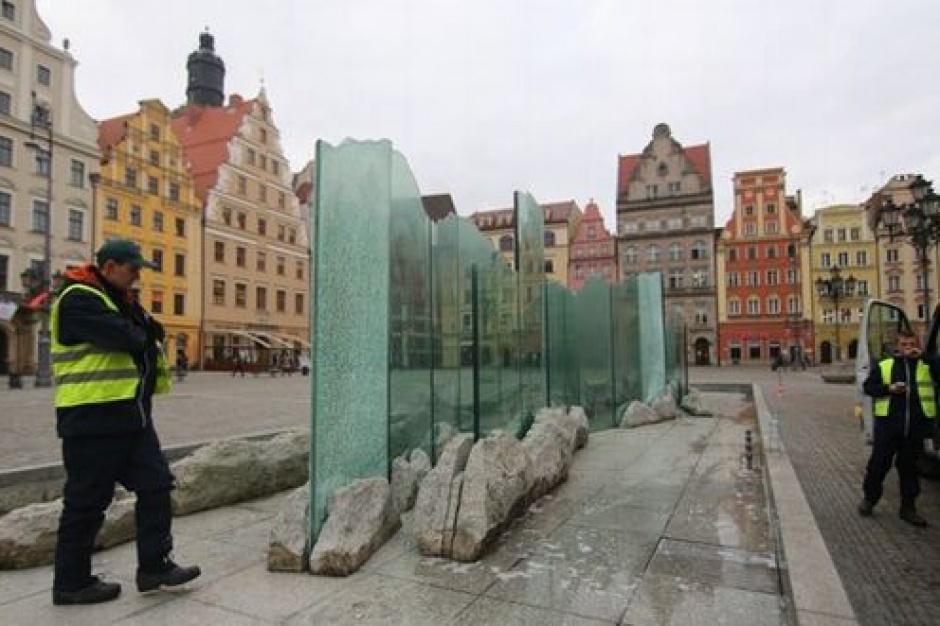 Wrocławskie fontanny rozpoczną pracę