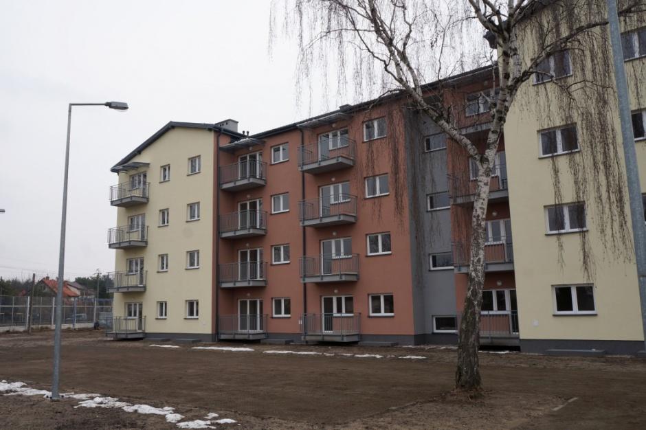 Kolejne 39 mieszkań socjalnych powstało w Legionowie ze wsparciem BGK