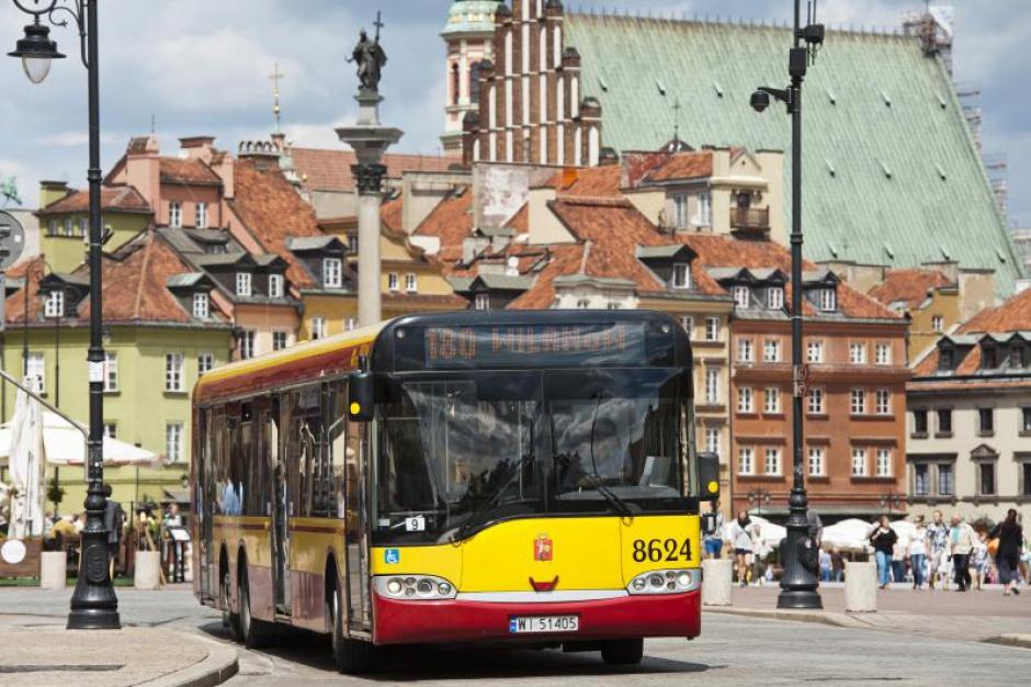 ZTM Warszawa szuka kontrolerów biletów. Pracownicy będą pochodzić z firmy zewnętrznej