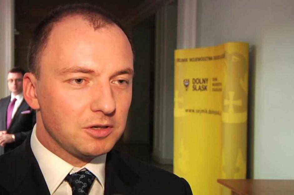 Tymoteusz Myrda nowym wicemarszałkiem województwa dolnośląskiego