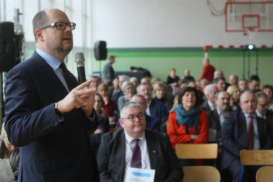 Adamowicz: Będzie most do Sobieszewa. Z pomocą rządu czy bez