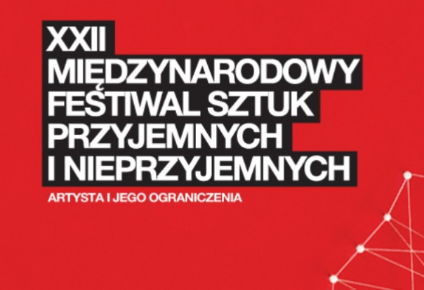 Łódź: 22. Festiwal Sztuk Przyjemnych i Nieprzyjemnych rusza 2 kwietnia