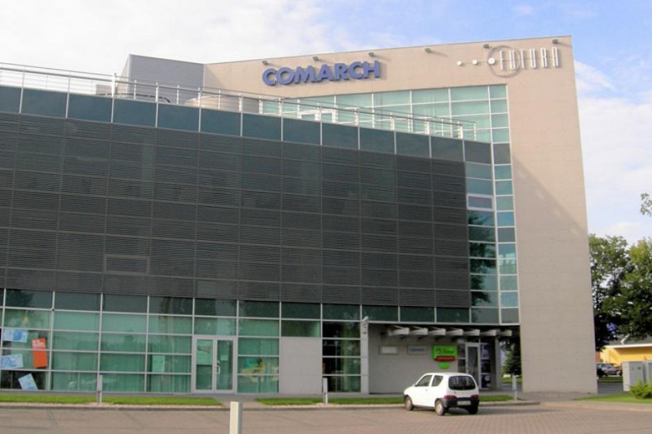 Krakowska SSE: Comarch zainwestuje i stworzy nowe miejsca pracy