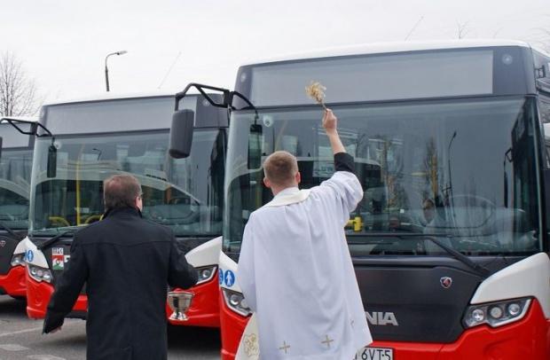 39 nowych autobusów dla Jastrzębia Zdroju