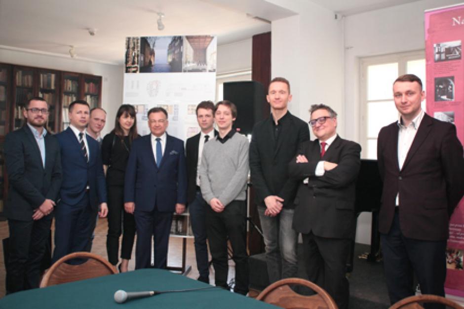 Warszawa: Muzeum Literatury zostanie przebudowane. Jest umowa