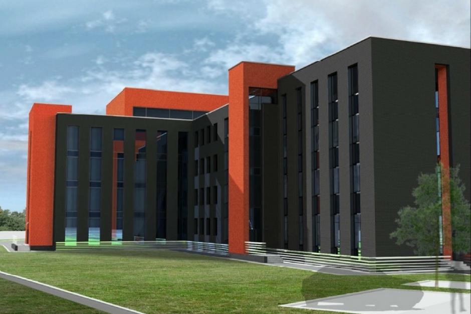 Ruda Śląska, Sąd Rejonowy: Nowy gmach sądu już otwarty
