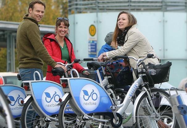Szczecin, rowery miejskie: Będzie więcej jednośladów. Jest umowa z Nextbike