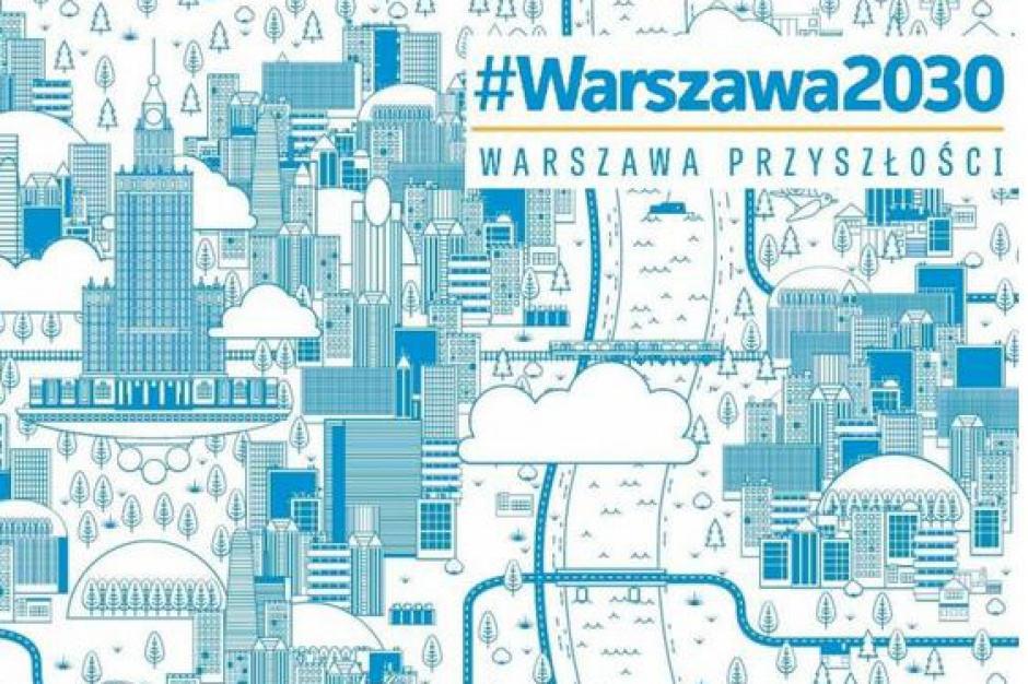 Wyznacz cele dla Warszawy na 2030 rok