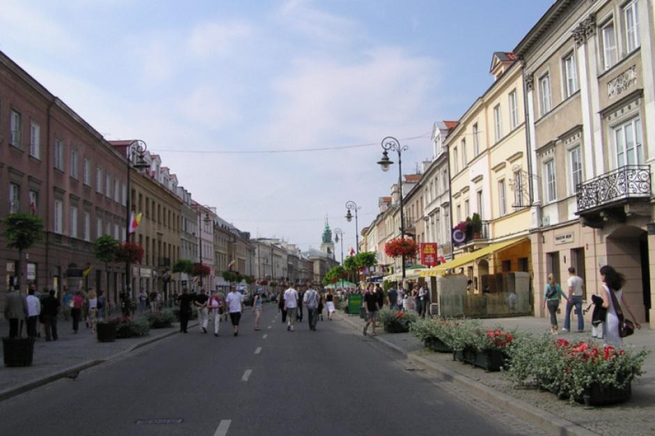 Warszawa, Trakt Królewski: Czujniki wyłapią kierowców, którzy jadą bez zezwolenia