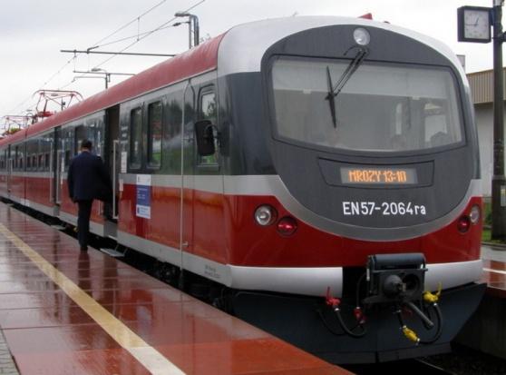 Mieszkańcy podlaskiego chcą więcej pociągów