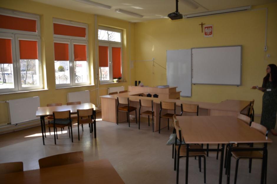 Klasa w samorządowej szkole podstawowej w Ostojowie, źródło: eduspaces, flickr.com, CC BY 2.0