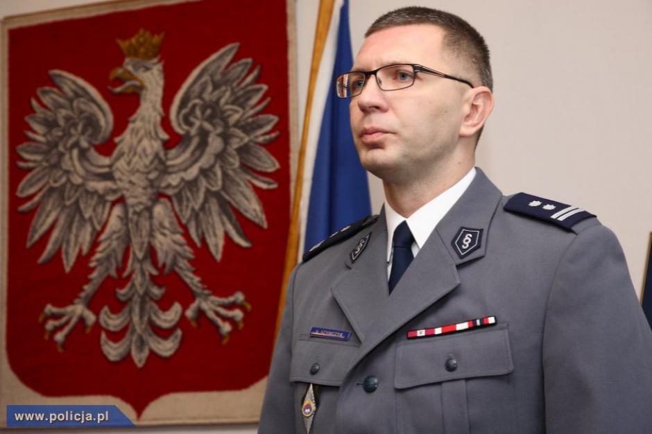 Komenda Główna Policji: Jarosław Szymczyk nowym komendantem