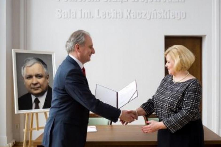 Pomorskie: Monika Kończyk nowym kuratorem oświaty