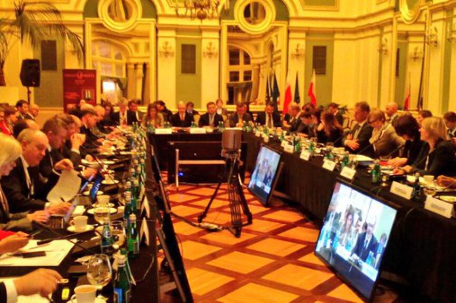 W Krakowie debatowano na temat polityki spójności