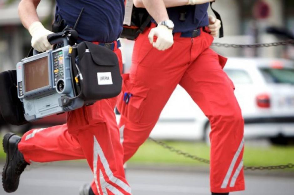 Wadowice: Wyższe pensje dla ratowników medycznych