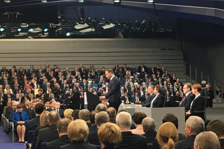 Zgromadzenie Narodowe, rocznica chrztu Polski, Duda: Chrzest Mieszka I to najważniejsze wydarzenie w dziejach Polski