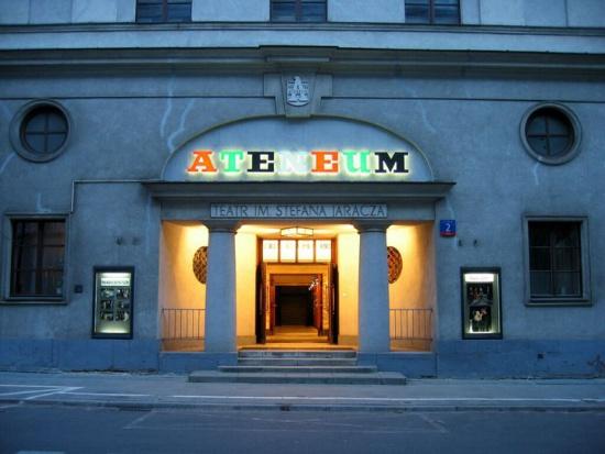 Prezydent Warszawy szuka dyrektora Teatru Ateneum