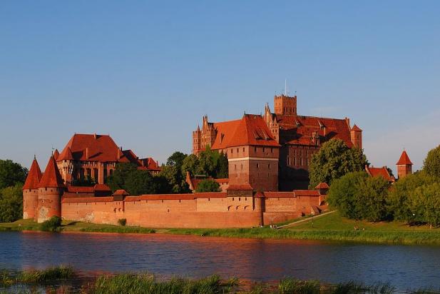 Widowisko zwieńczy odbudowę kościoła zamkowego w Malborku