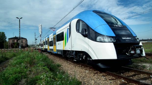 Koleje Śląskie kupią co najmniej 13 nowych pociągów