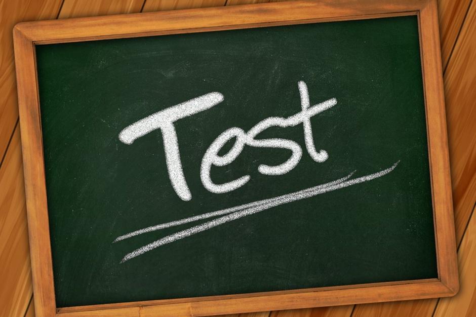 Gimnazjaliści na testach z języków obcych