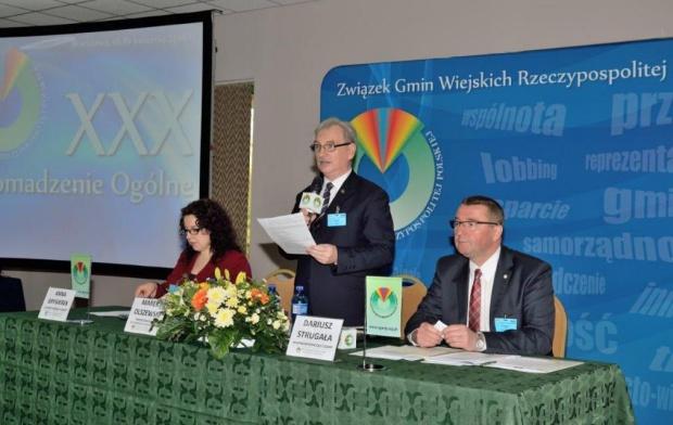 XXX Zgromadzenie Ogólne Związku Gmin Wiejskich pod znakiem nieobecności ministrów