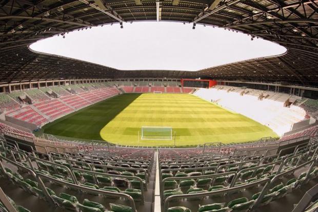 Stadion w Tychach, jeden z ładniejszych w Polsce (fot.tychy.pl)