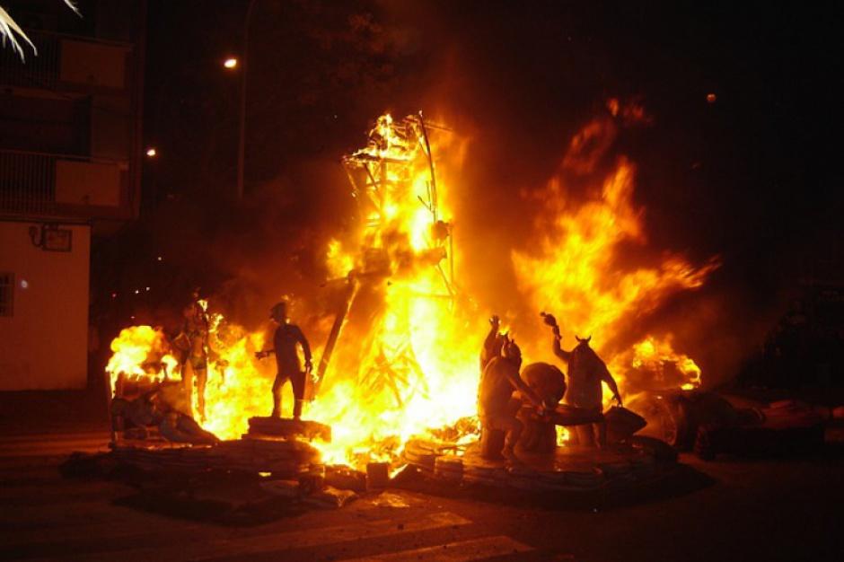 Znów pożar składowiska odpadów w Wałbrzychu