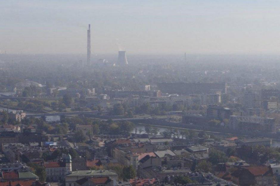 Kraków, smog: Program ochrony powietrza zaskarżony w sądzie