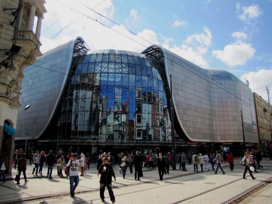 Katowice: będzie ciąg dalszy przebudowy ścisłego centrum