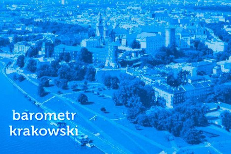 Barometr Krakowski: pytania o rady dzielnic