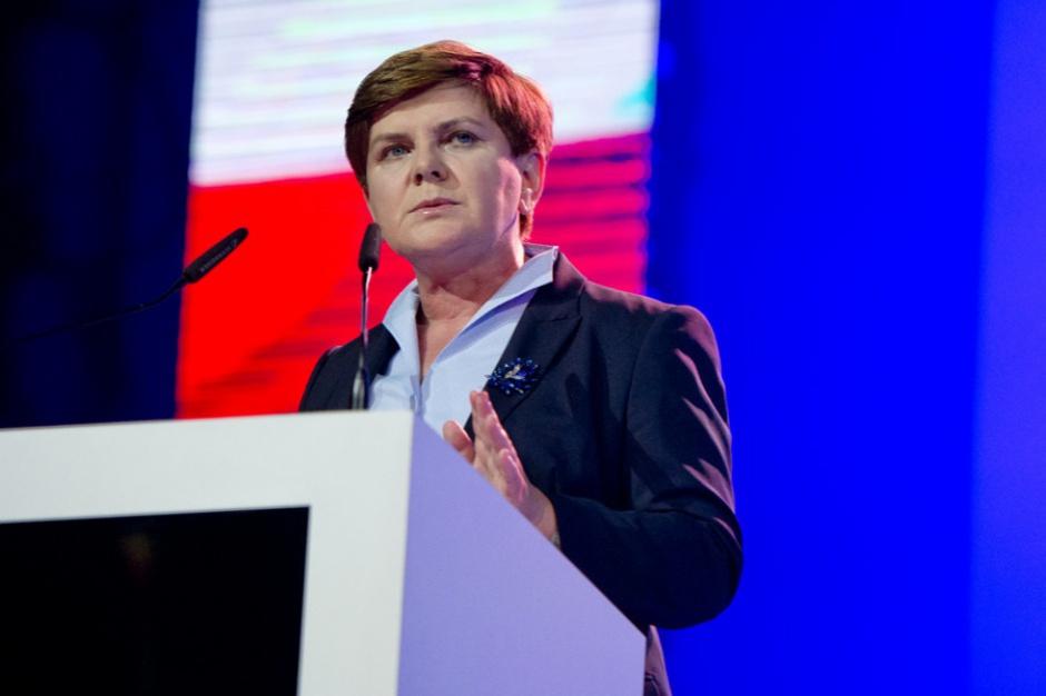 Premier chwali plan Morawieckiego